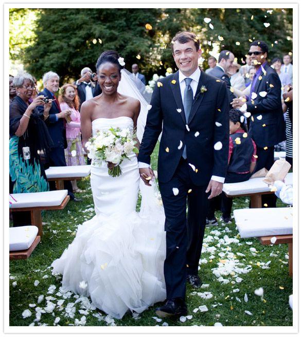 California Cottage Wedding: Arno + Nadine