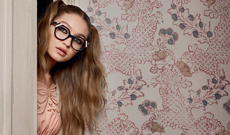 b522d592e53 Bella   Gigi Hadid Are Paris Dolls in Fendi s Spring 2017 Campaign ...