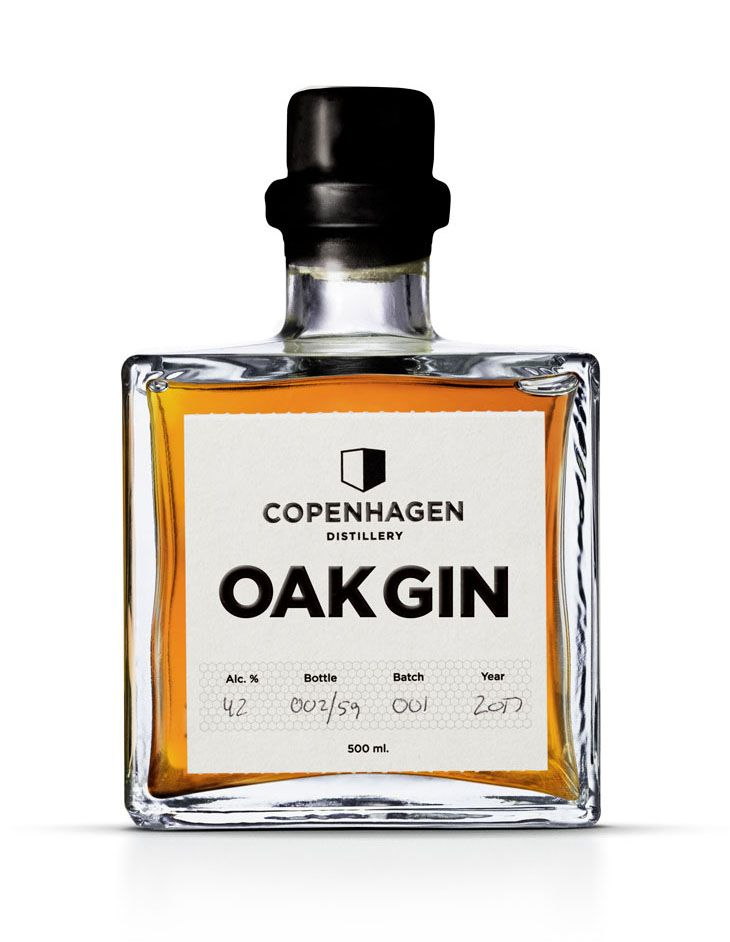 New & Very (very) limited... Copenhagen Oak Gin (Limited Edition for Belgium - 100 bottles) And we've got two of them! Only one per customer. So be quick and get yours before we run out.