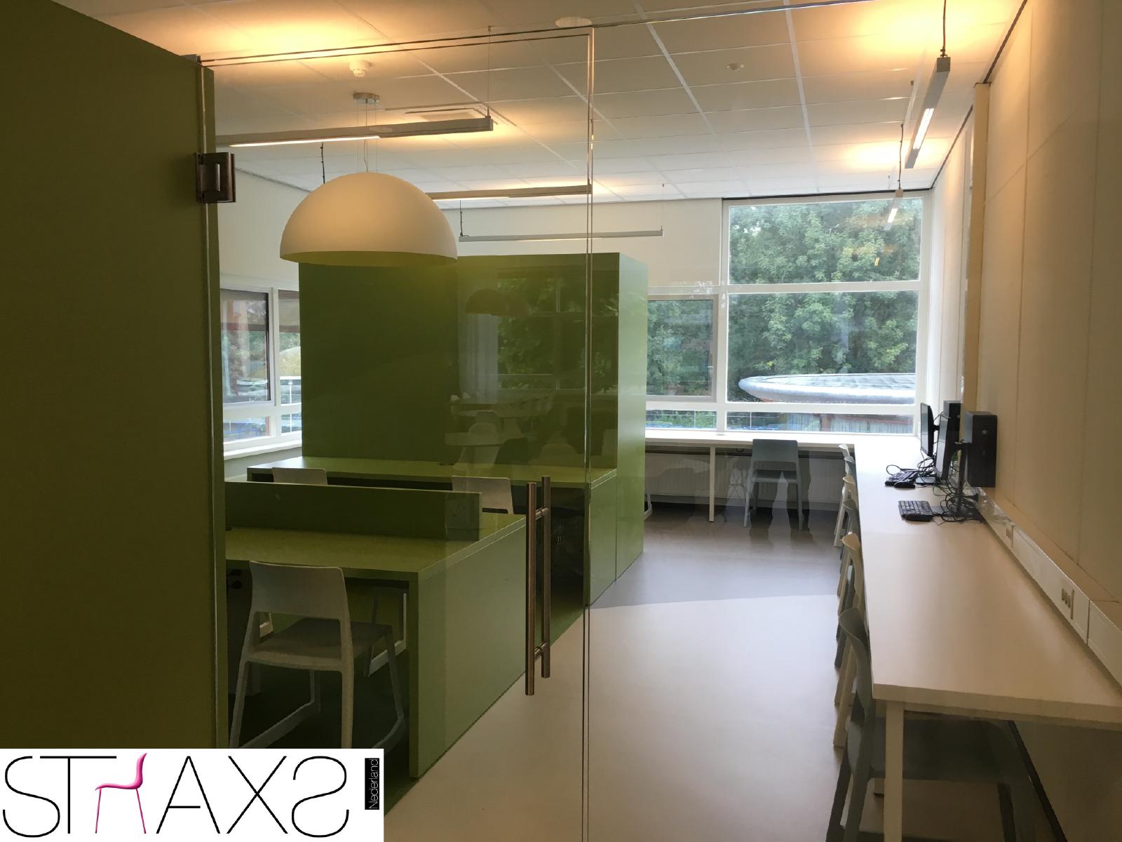 Straxs Nederland | Bornego College | Interieur | Interior ...
