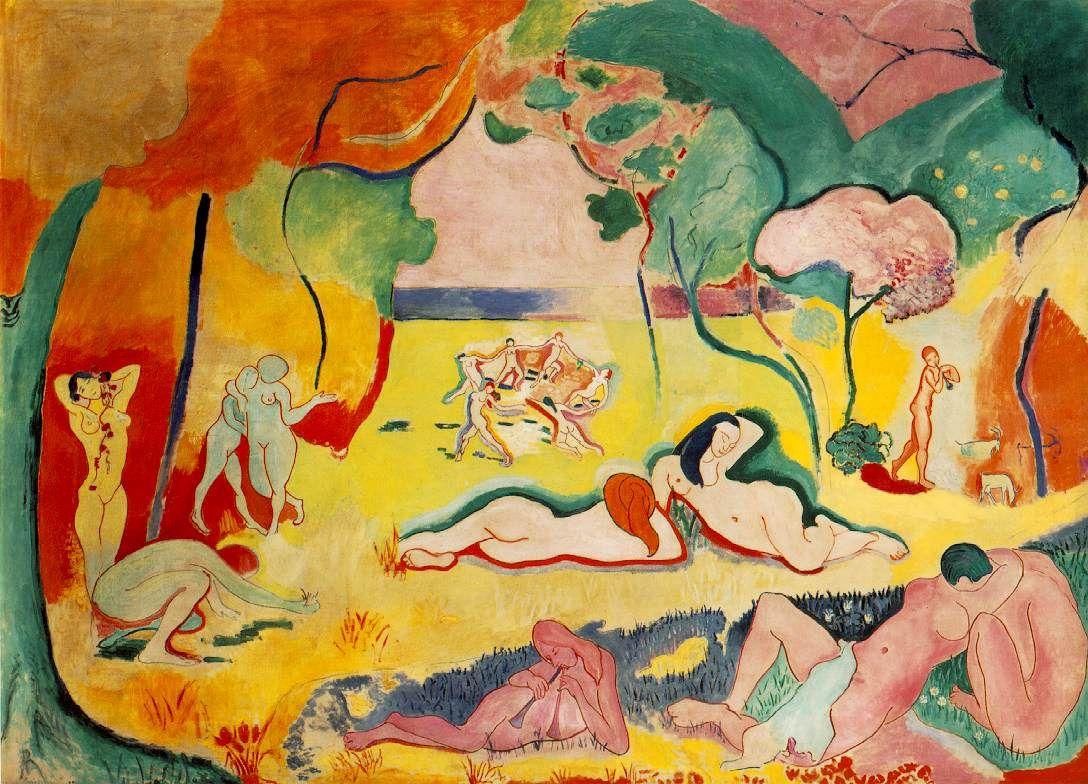 Matisse, la alegria de vivir, 1906