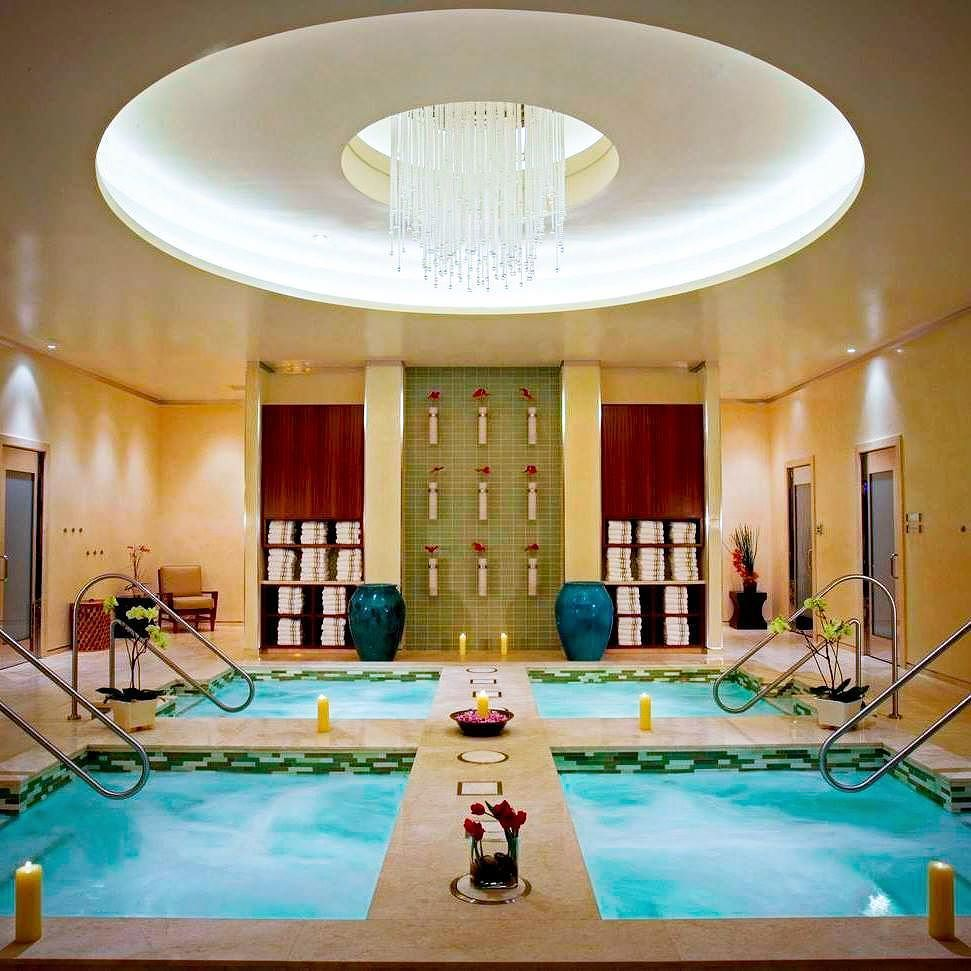 Bellagio Las Vegas On Instagram Everyone Deserves A Little Relaxation Why Not Indulge At The Spa Hotel Spa Hotel Indoor Swimming Pools
