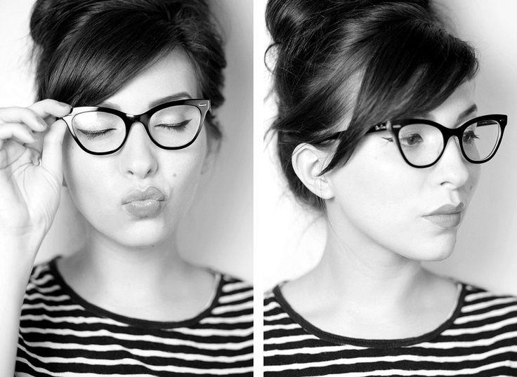Ray Ban Cats Eye Glasses