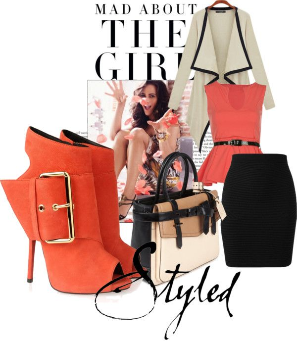 """the stylish girl"" by rebeccacampion on Polyvore"