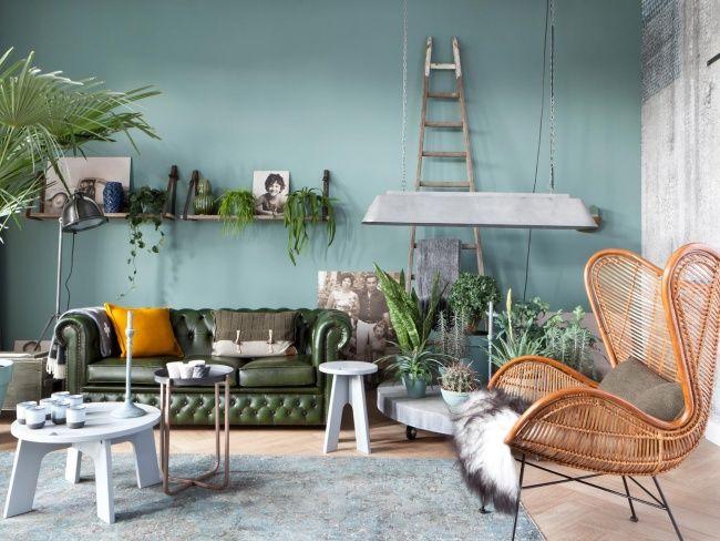 afbeeldingsresultaat voor eucalyptus groen in je woonkamer, Deco ideeën
