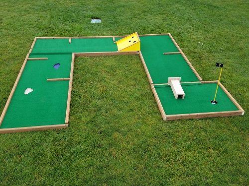 Mini Golf Course Set Golf Courses Miniature Golf Course Top Golf Courses
