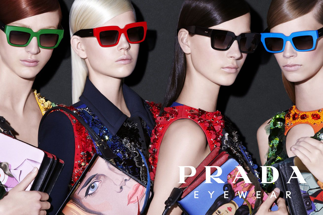 53d2b4b1a0c3 Prada S S 2014 ad campaign