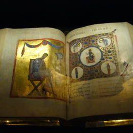 Bible du Monastère de Vatopedi