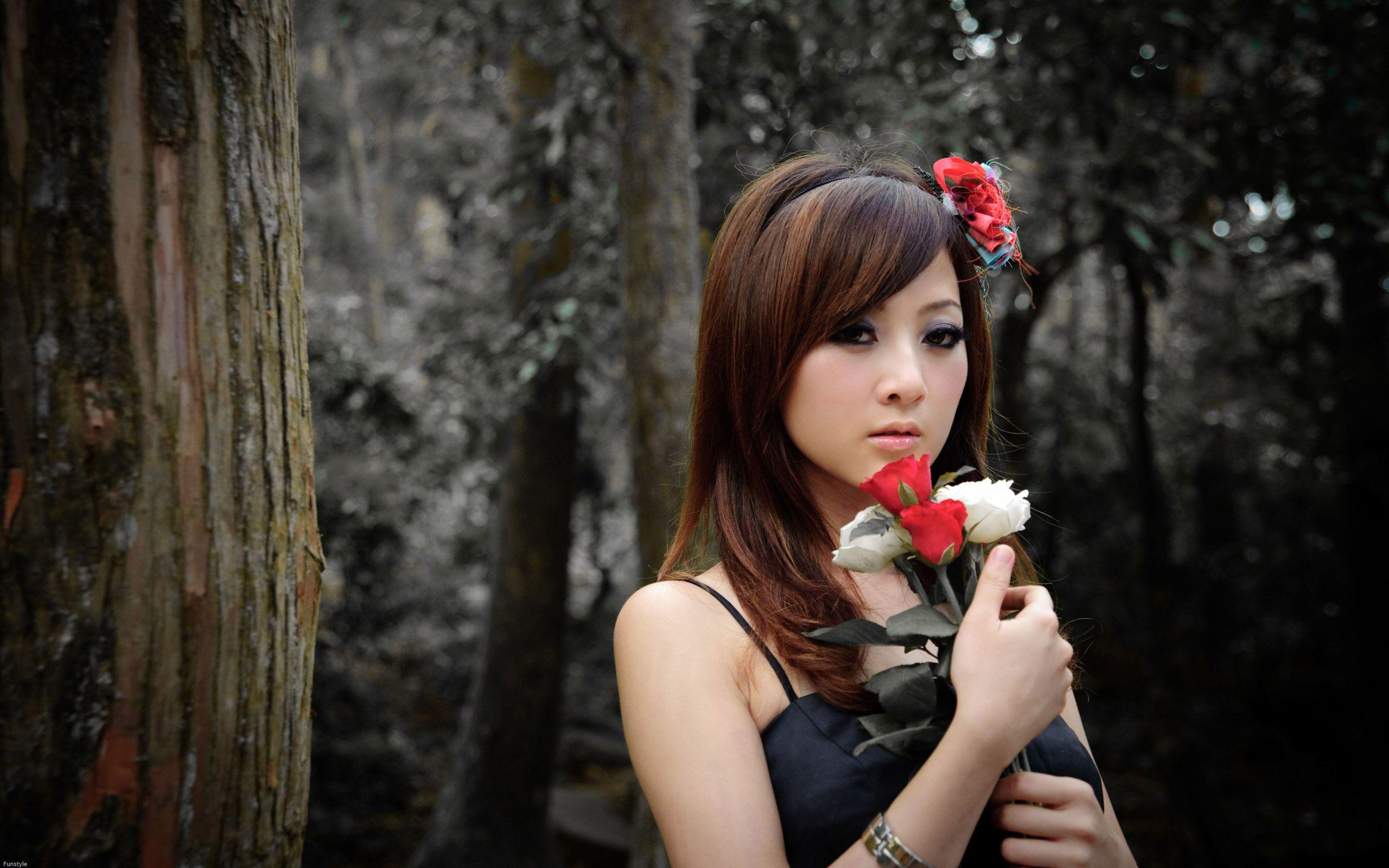 Фото открытых у японок, Красивые обнаженные японки (38 фото) 17 фотография