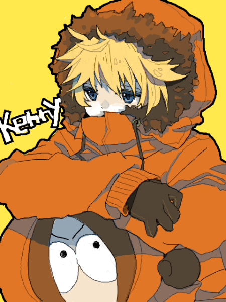 Kenny Mccormick South Park Anime Kenny South Park South Park