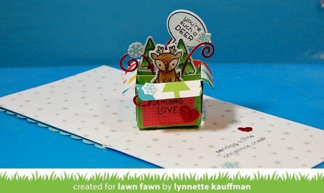 Lawn Fawn Mini Pop-Up Box에 대한 이미지 검색결과