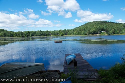 The house attached to this dock is available as a filming location.  It combines a rustic charm with modern design and amenities.    For more info and pictures check out it's entry in the Location Reservoir  http://www.locationreservoir.com/rl0541.html #westernMA #filmlocation