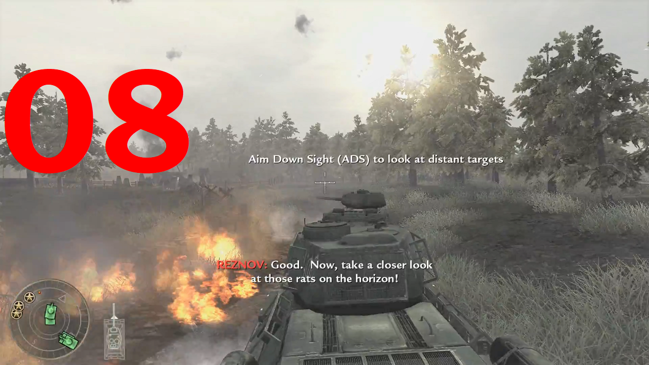Call Of Duty Word At War Walkthrough