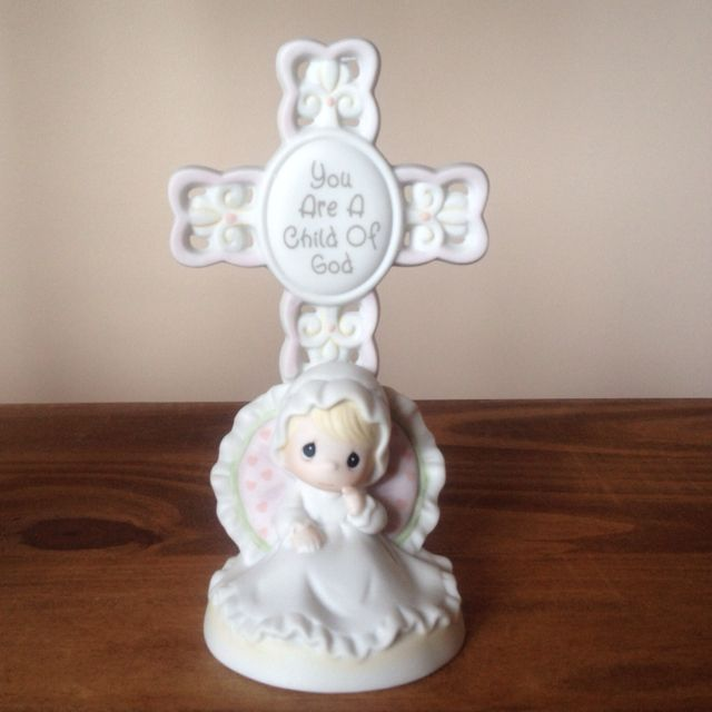 Precious Moments Baby Shower Cakes: Precious Moments- Baptism