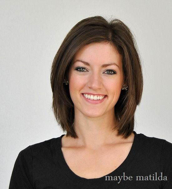 Neck Length Hairstyles bob hairstyles are not generally layered yet just a straight or angled that are neck length Image Result For Neck Length Haircut