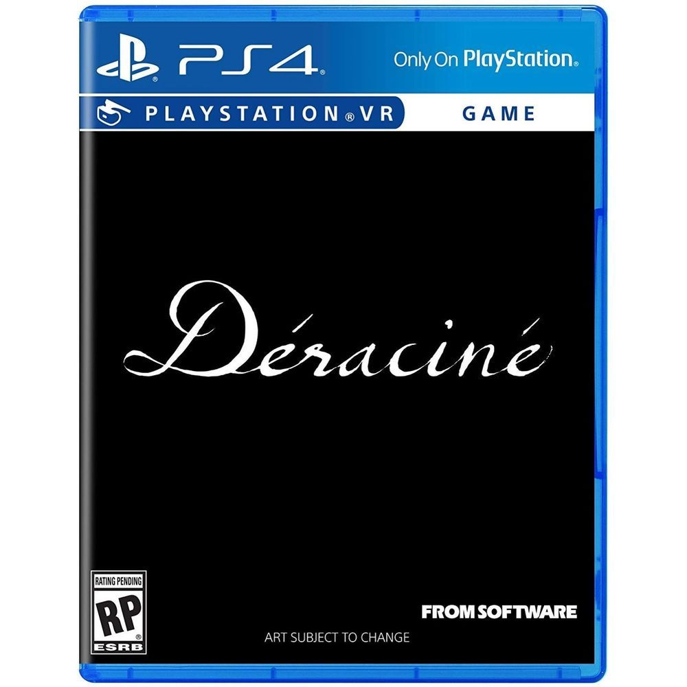 Details About New Ps4 Deracine Deracine Hk English Chinese For Ps Playstation Vr