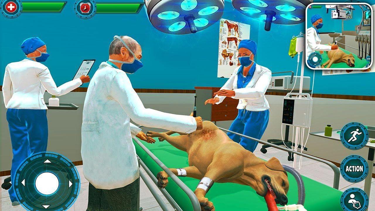 Pet Hospital Vet Clinic Animal Vet Pet Doctor Android Gameplay Pet Vet Animal Doctor Animal Hospital