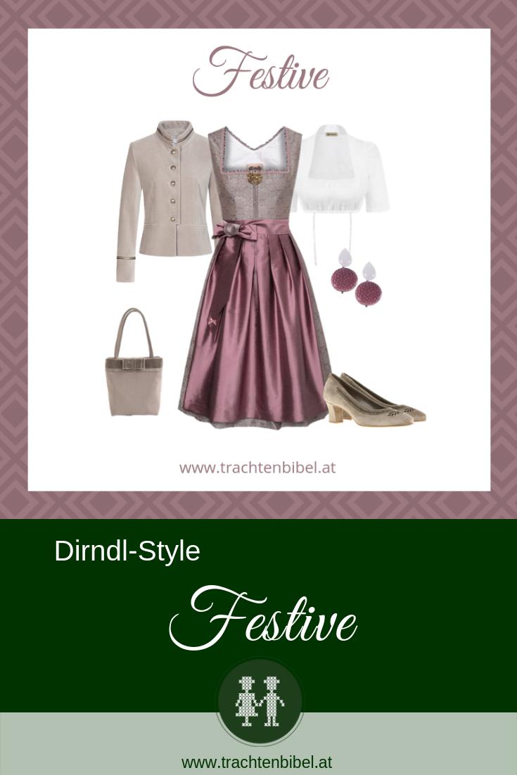 Dirndl Style Festive Dirndl Outfit Und Kleidung Kaufen