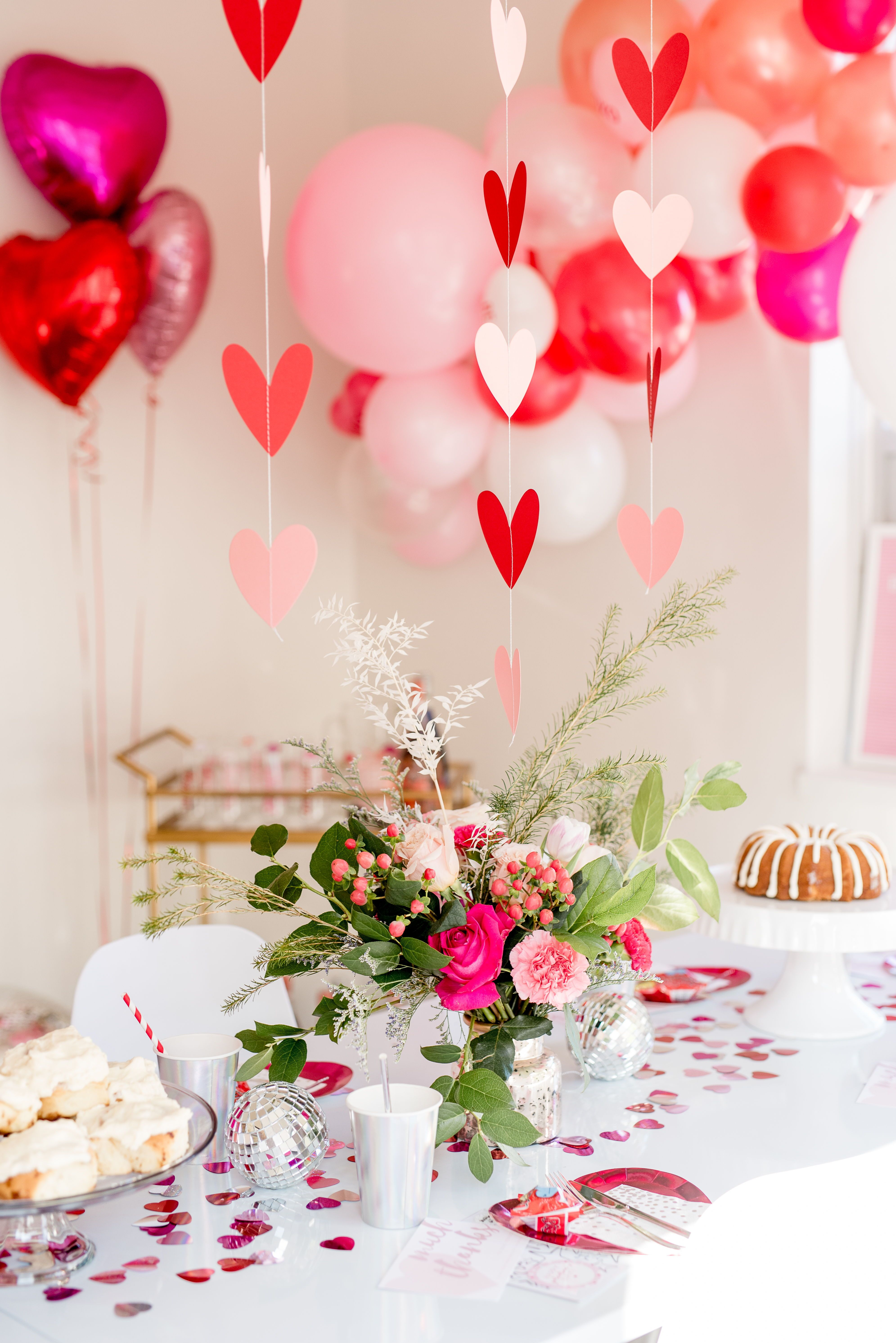 The Ultimate Galentine S Day Party Valentines Brunch Galentines Party