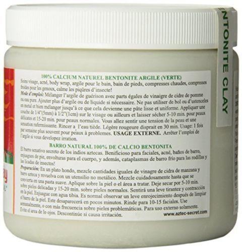 Aztec Secret Indian Healing Clay Acne Deep Pore Cleansing 1lb Free Shipping Aztec Secret Indian Healing Clay Indian Healing Clay Healing Clay