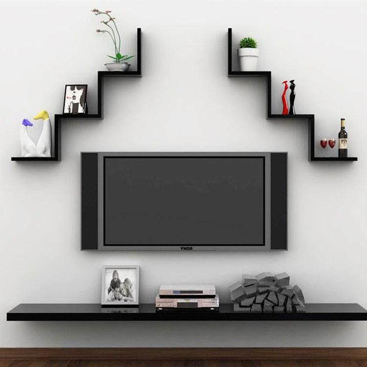 Making The Floating Wall Shelves At Your Home In 2020 Hanging Bookshelves Floating Wall Shelves Floating Wall