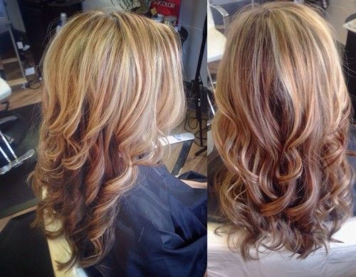 Blonde Hair Color Styles: Pin By Cheryl On Fav Hair Colors