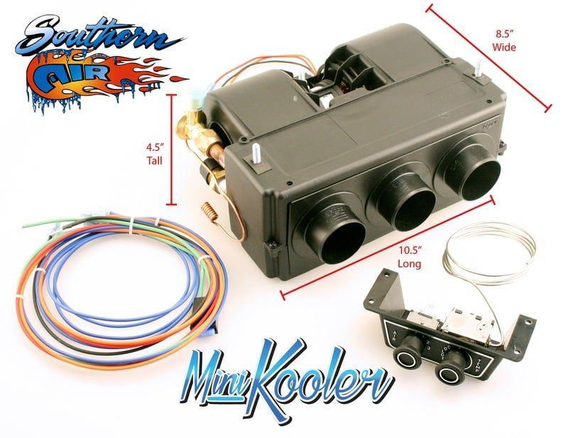 1951 chevy wiring harness all new mini kooler ac only small unit mini cooler  the unit  mini  all new mini kooler ac only small unit