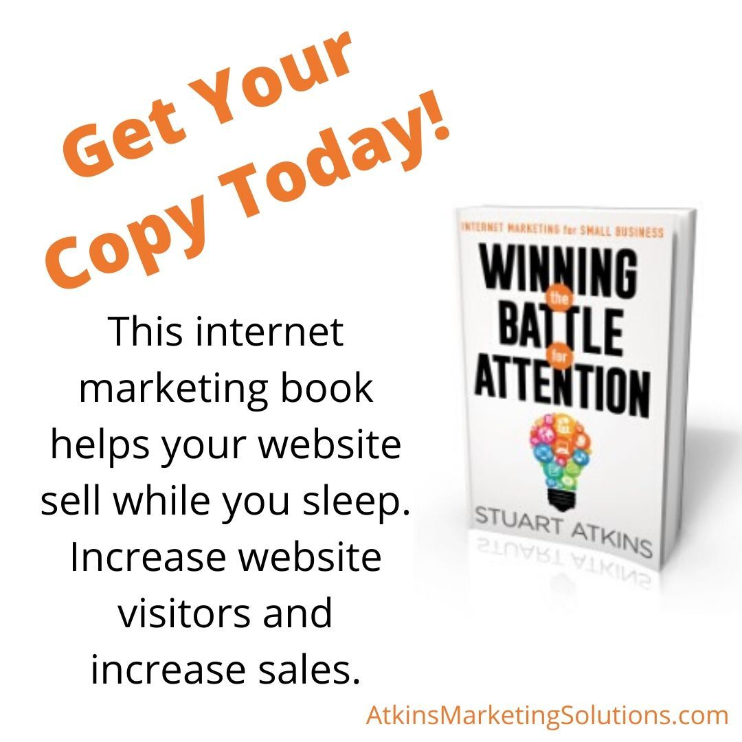 Check Out Stuart Atkins Our Latest Speakers Book Winning The Battle For Attention Internet M Book Marketing Internet Marketing Internet Marketing Consultant