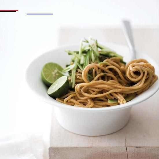 dan dan noodles - #chinesemeals - joanne chang, owner of