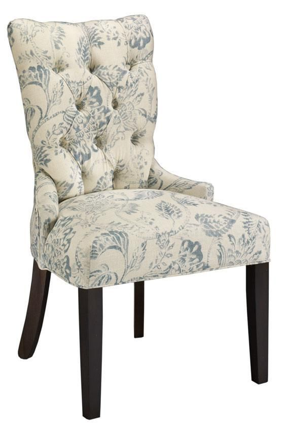 Tufted Back Dining Chair Dining Chairs Kitchen And Dining Room Furniture Furniture