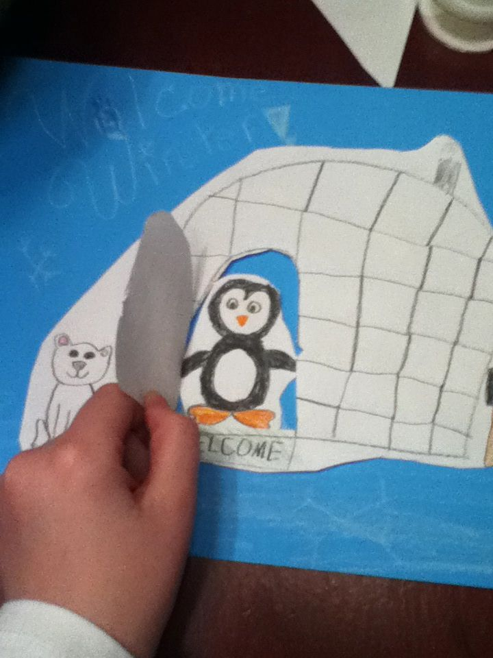 how to build an igloo for kids