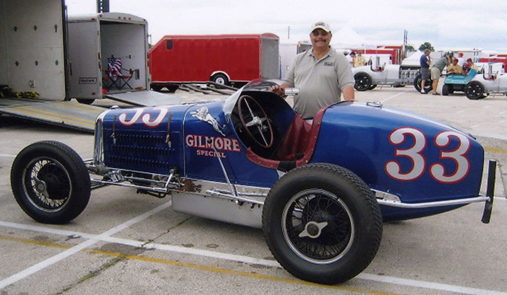 Old Race Cars | Image: Dana Mecum 1935 Gilmore Special Miller ...