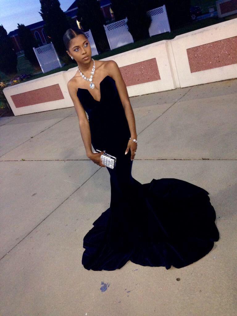 Black dress goals - Dream Prom