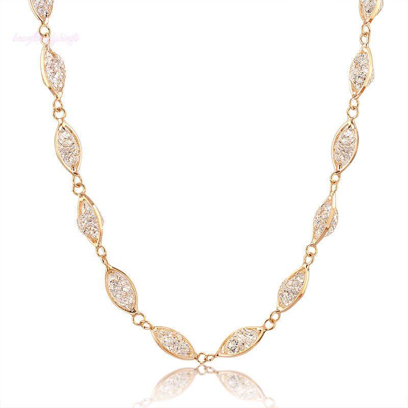 b9f8e356e9ed Swarovski Crystal Stardust Tube Mesh Fishnet Chain Necklace Wedding Gift  CN135  Bearfamilybirth  Chain