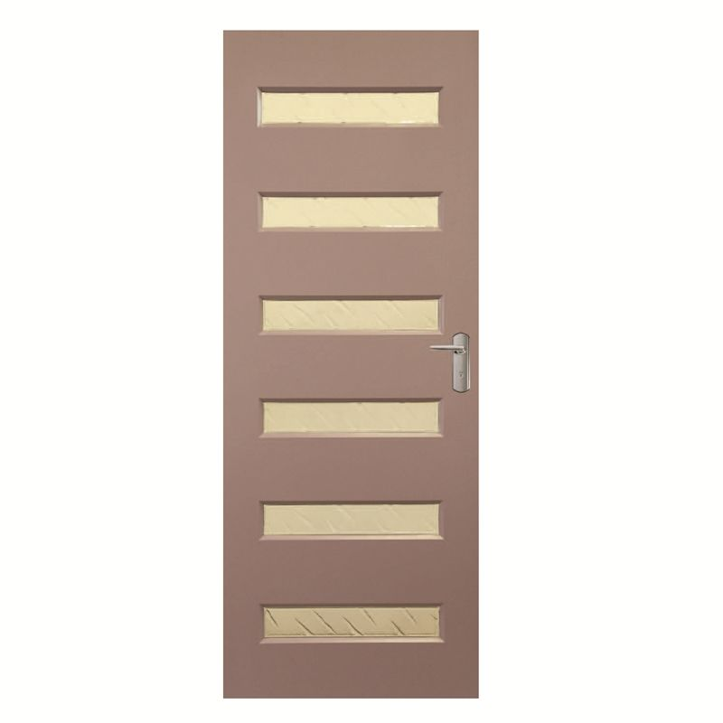Bunnings Front Doors: Hume 2040 X 820 X 40mm Newington Entrance Door
