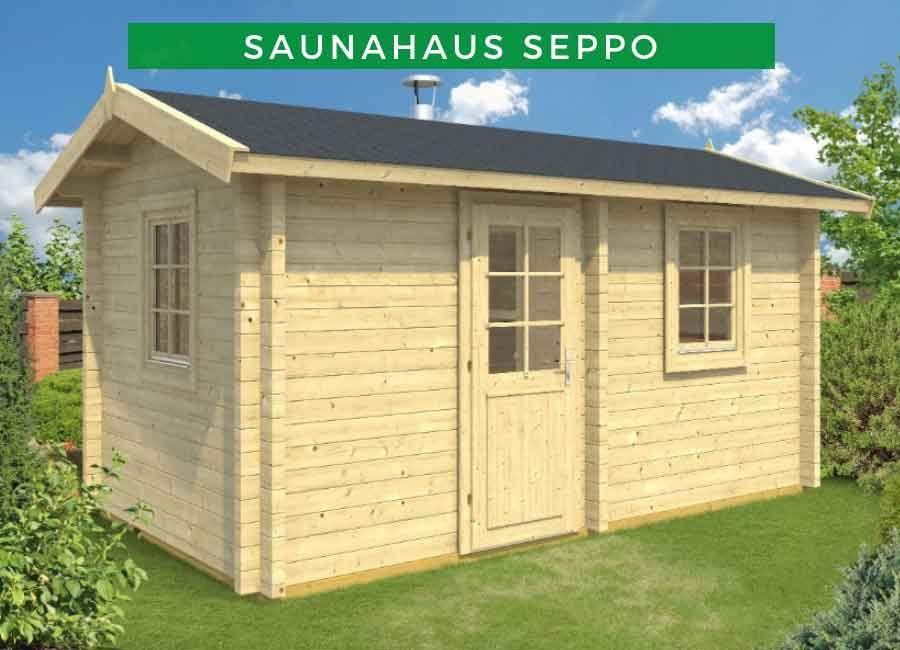 Pin auf Eine Sauna für den Garten