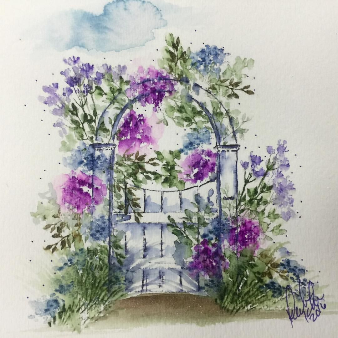 49 Likes 17 Comments Kendra Krebs Watercolorwithkendra On