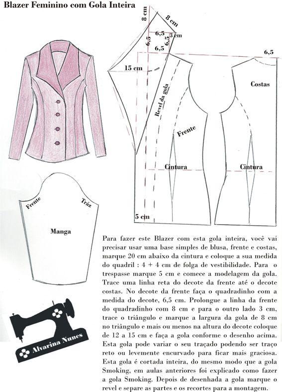 Pin de Jenny Albornoz en vestidos | Pinterest | Costura, Patrones y ...