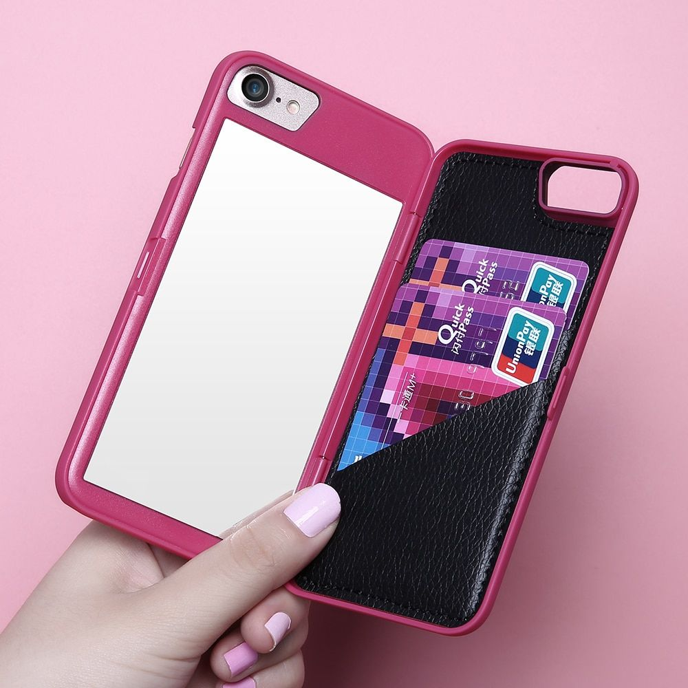IPhone Make up Mirror Case Iphone, Apple iphone 3