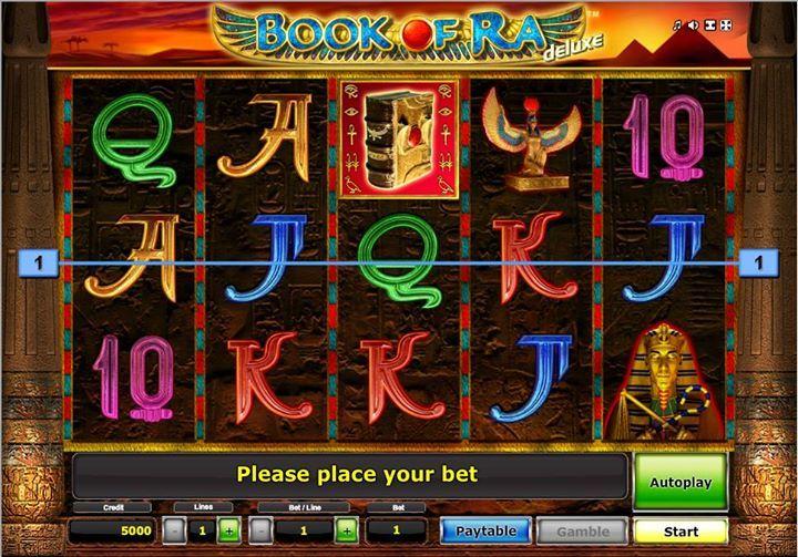 Jugar Juegos De Tragamonedas Book Of Ra