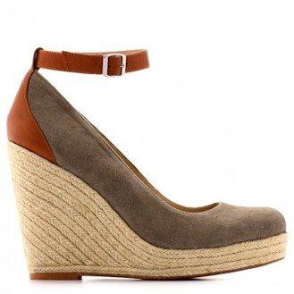 Minelli  Chaussures compensées Coquette, été 2012