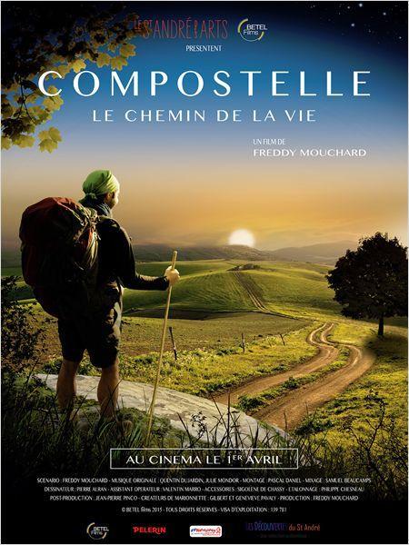 Compostelle Le Chemin De La Vie Affiche Saint Jacques De Compostelle Chemin De Compostelle Chemins