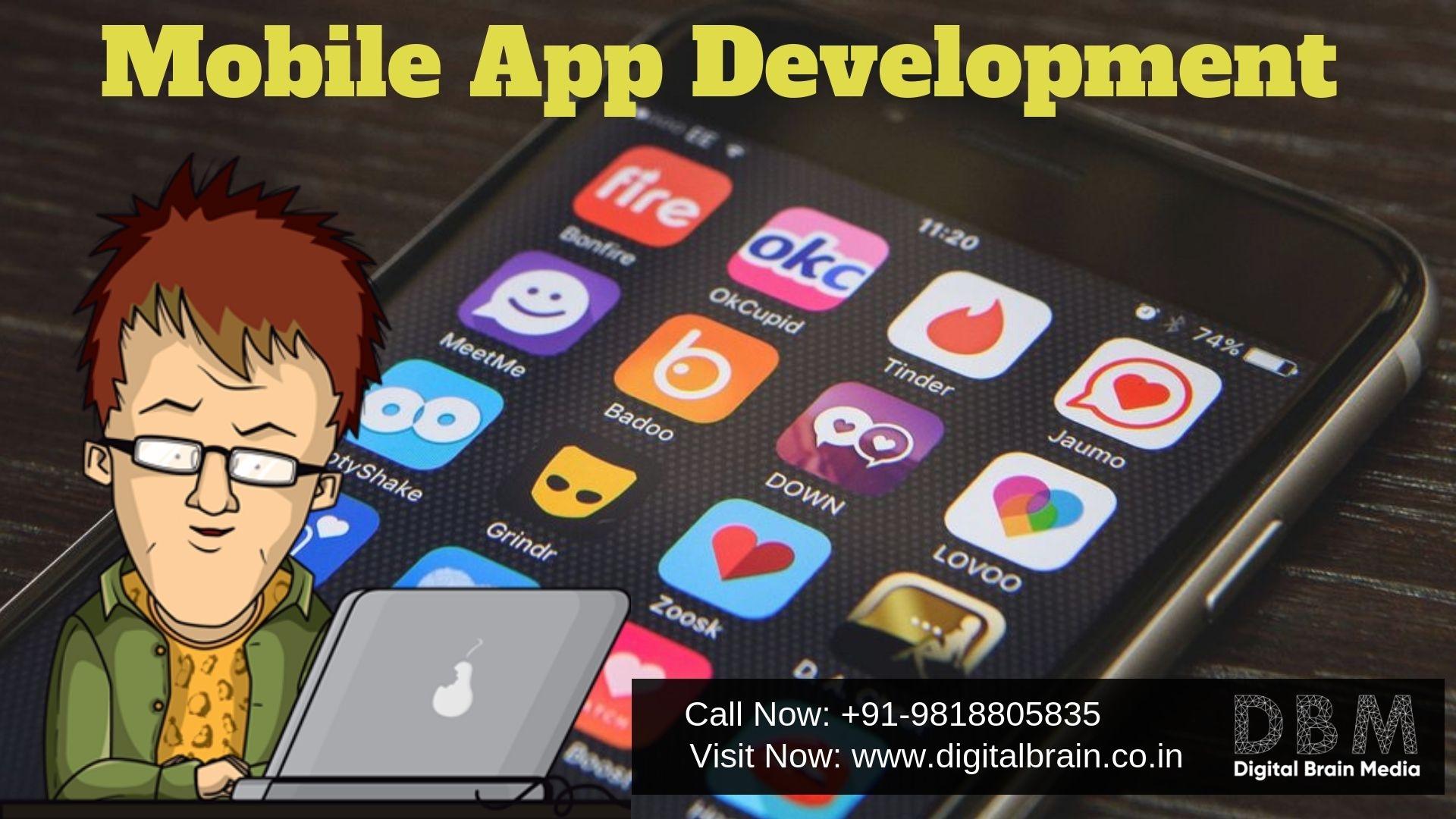 Mobile App Development Company In Lucknow App Development