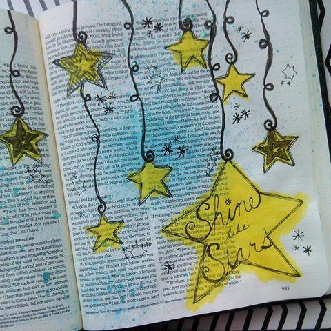 "Philippians 2:15 ""Shine Like Stars"""