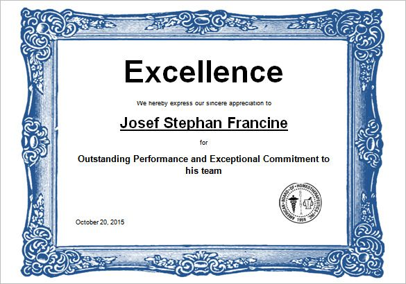Certificate Of Appreciation Template For Word Enchanting Image Result For Certificate Templates For Word  Appreciation .