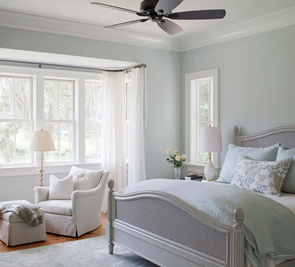 Coastal Interior Paint Colors and Ideas for Your Home | Bedrooms ...