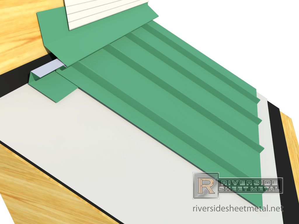 how to install flashing at wall to roof google search - Metal Roof Flashing