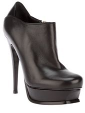 YSL, shoe boot