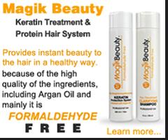 Magik Beauty | Keratin Botox | Straightening Formaldehyde Free | Keratin | Keratina | Organic