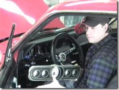How To Replace A Mustang Instrument Bezel Average Joe Restoration Mustang 1966 Ford Mustang Bezel